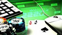 ordinateur jetons carte poker