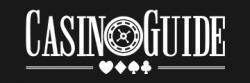 bannière casino guide noir blanc roulette
